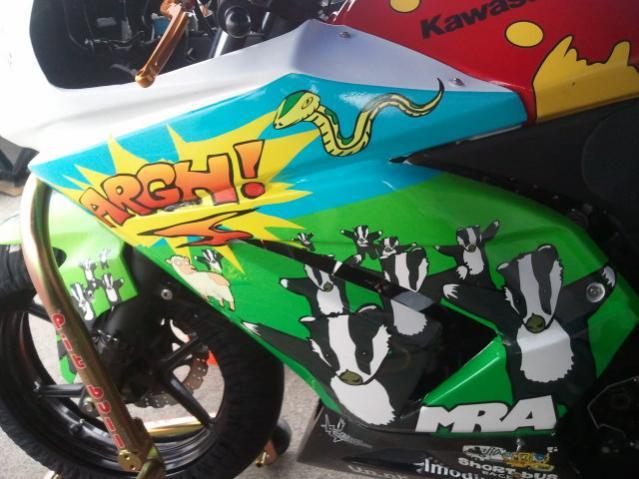 """Ninja 250 race bike """"Honey Badger""""-2011-11-12-09.31.56.jpg"""