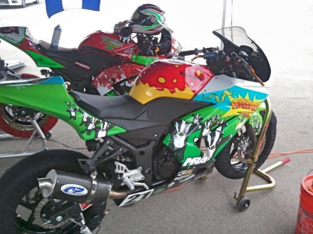 """Ninja 250 race bike """"Honey Badger""""-2011-11-12-09.32.27.jpg"""