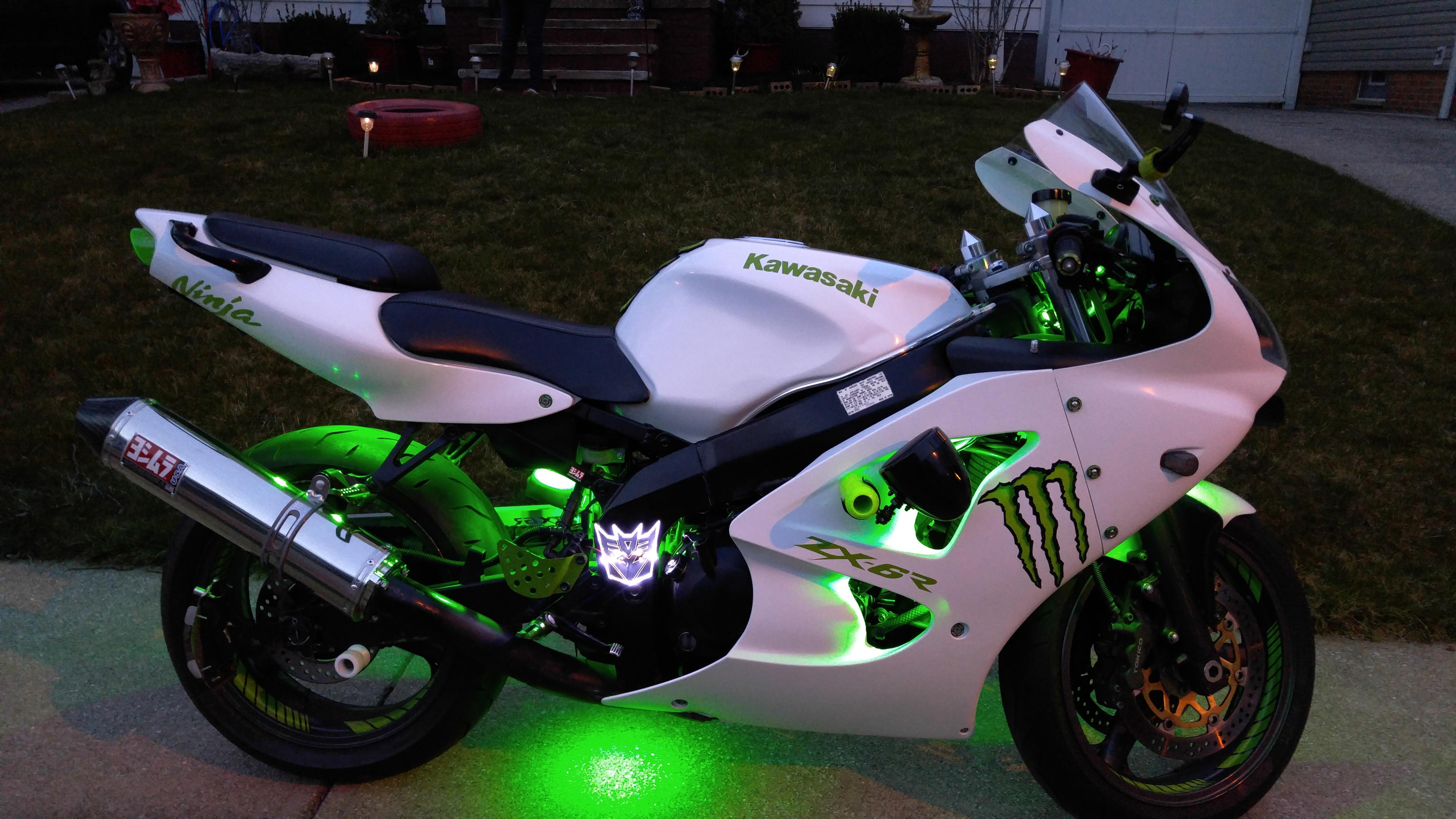 99 Kawasaki Zx6r Idée Dimage De Moto