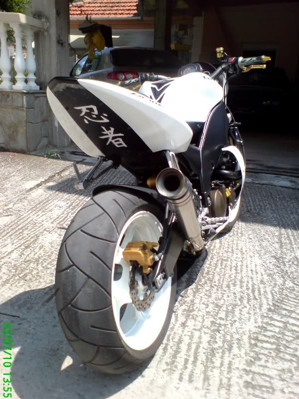 Starting a StreetFighter Build? - ZX6R Forum