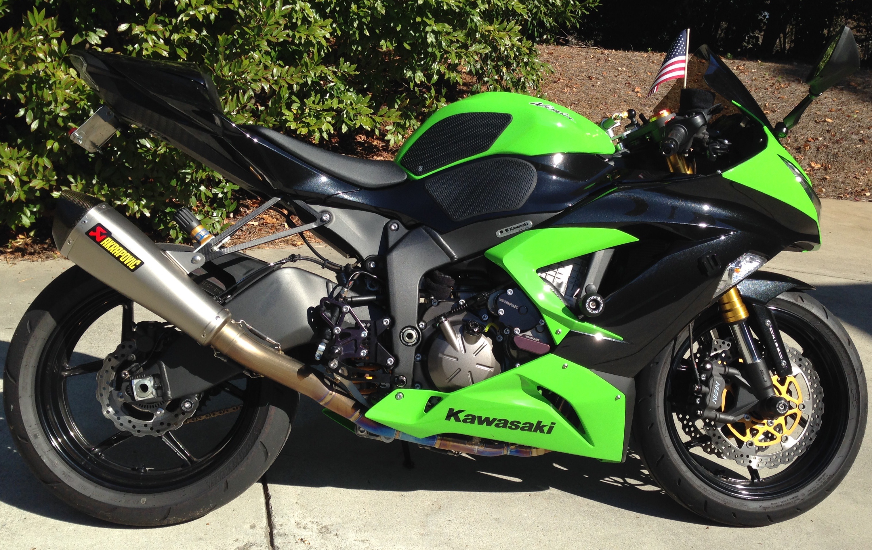 Images of Zx6r Aftermarket Exhaust