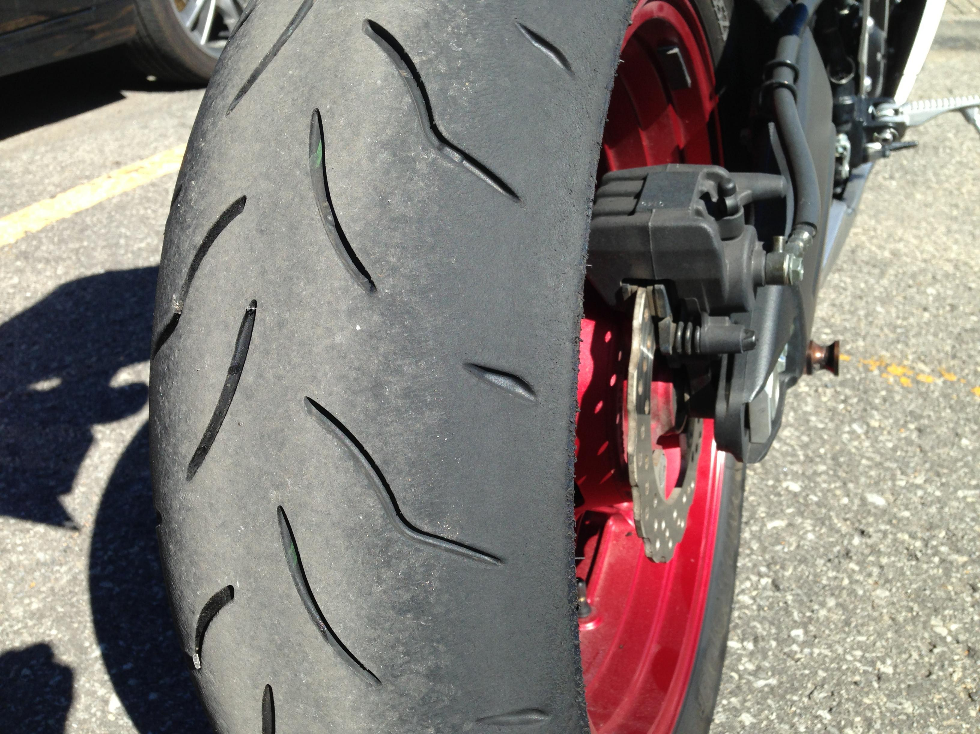 should i change these tires before trackday zx6r forum. Black Bedroom Furniture Sets. Home Design Ideas