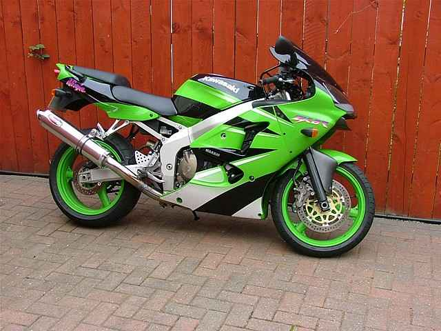 got a new bike... looking for advice - Page 2 - ZX6R Forum