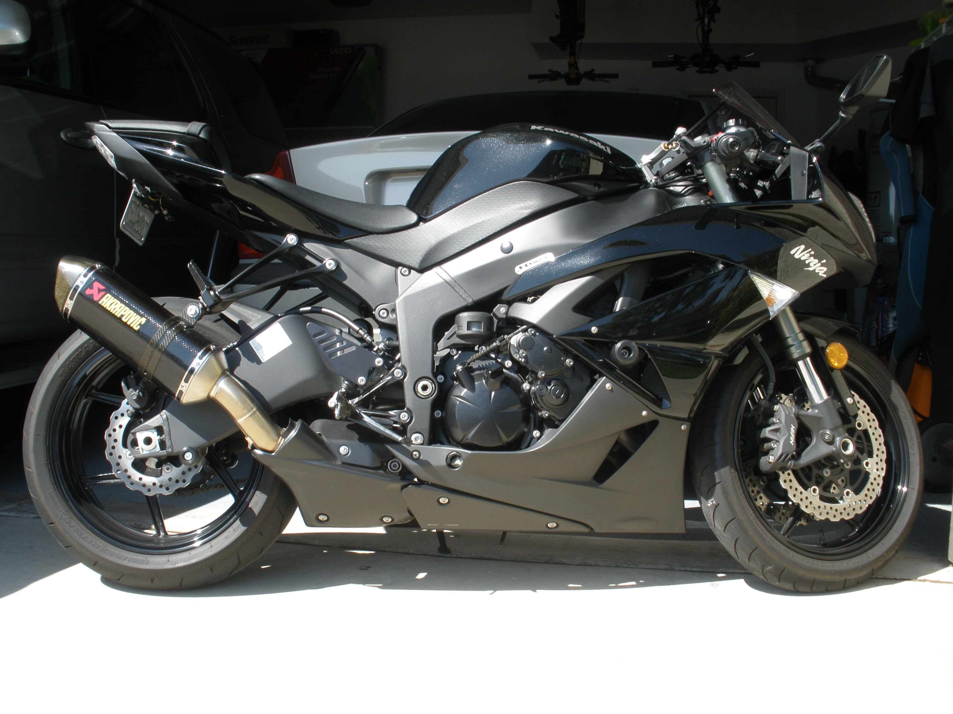 2009 Zx6r Akrapovic Exhaust Page 3 Zx6r Forum