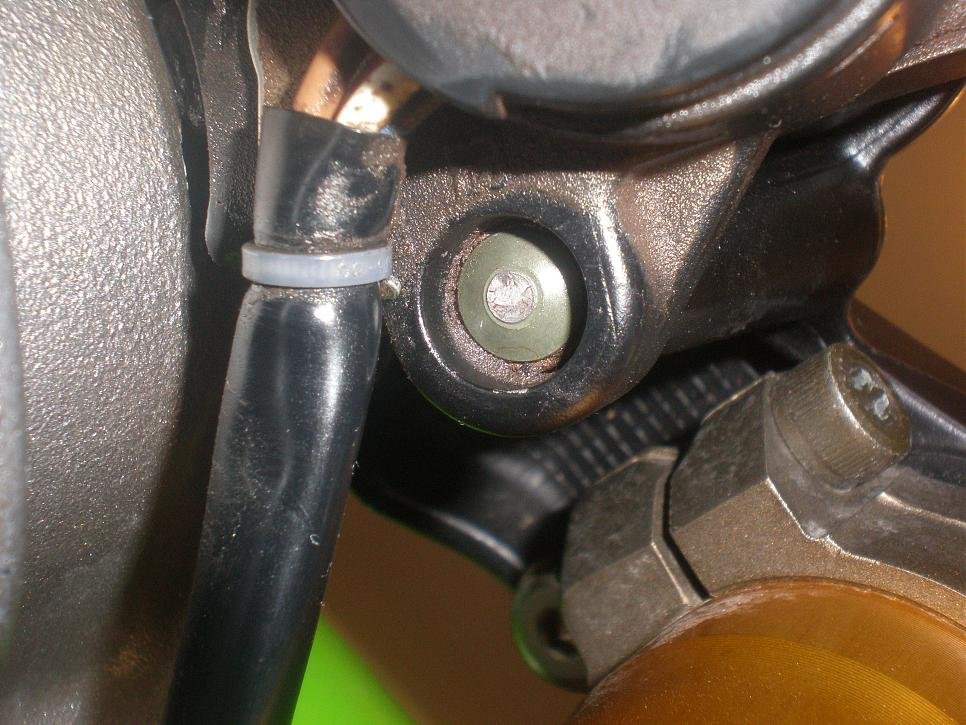 Ignition switch problems - ZX6R Forum