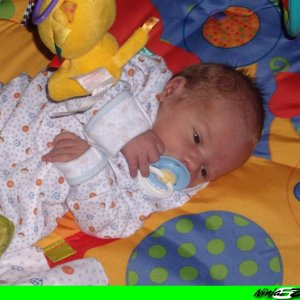 Gage's First Days 24