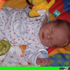 Gage's First Days 32
