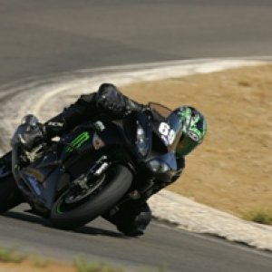 ZX6Ray track day