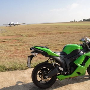 Ride out to Orient Field Magaliesburg