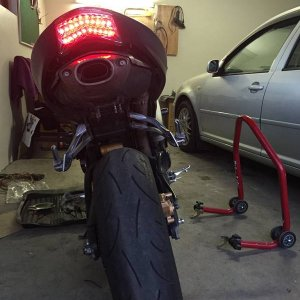 zx6r integrated taillight