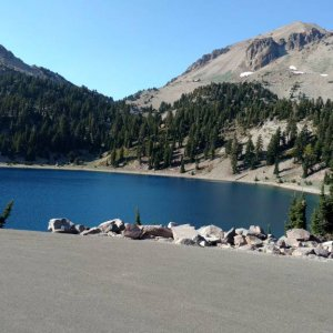 Another Lake in Lassen, pt 2